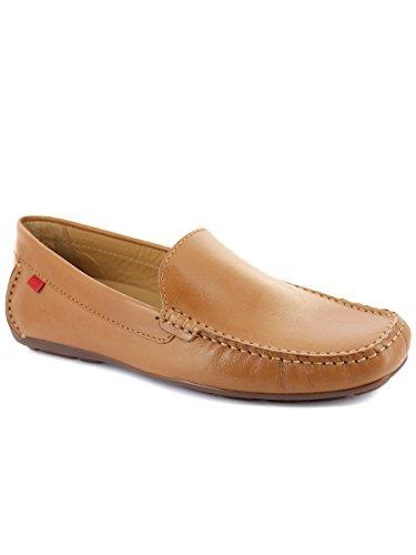 Broadway Shoes (Marc Joseph New York Men's Broadway Tan Napa Venetian Loafer 10.5)