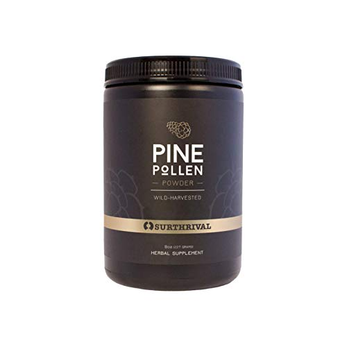 Pine Pollen Powder 48g by Surthrival (Image #3)