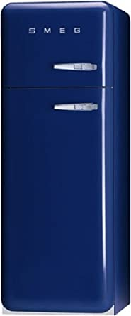 Smeg FAB30LBL1 Independiente 293L A++ Azul nevera y congelador ...