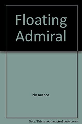 book cover of The Floating Admiral