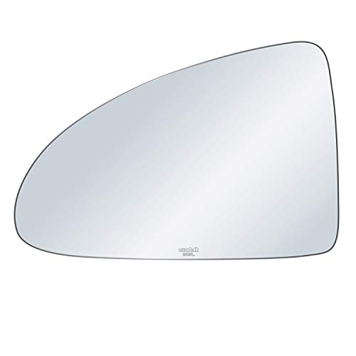 (exactafit 8167L Driver Left Side Mirror Glass Replacement fits 2005-2010 Pontiac G6 by Rugged)
