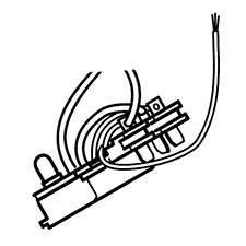 Hitachi 329986 Controller (B) CR10DL CJ10DL Replacement Part