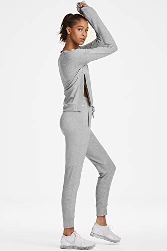 Alala Women's Wander Sweatpant, Medium, Grey