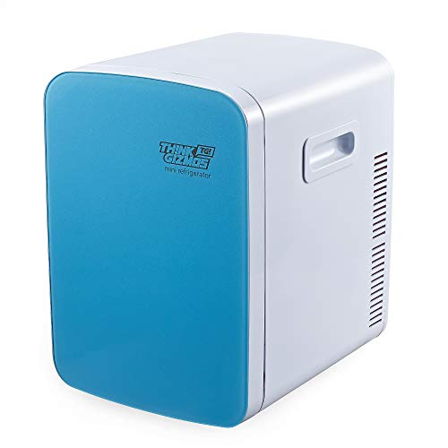 - Mini Fridge Electric Cooler & Warmer - AC/DC Portable Thermoelectric System (15L)
