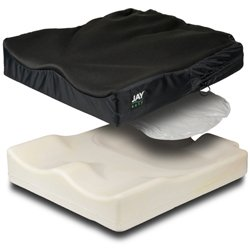 Jay Easy Cushion - JAY Easy Wheelchair Cushion Curved or Flat Bottom