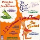3 Russian Fairy Tales Gift Set (Schwarz, Seattle So) by Various Composers (1994-10-27)