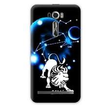 Case Asus Zenfone 2 Laser ZE500KL / ZE 500 KL signe zodiaque - Lion N