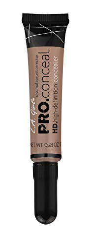 L.A. Girl Pro Conceal HD Concealer, Beautiful Bronze, 1 Count (Must Have Mac Eyeshadows For Green Eyes)