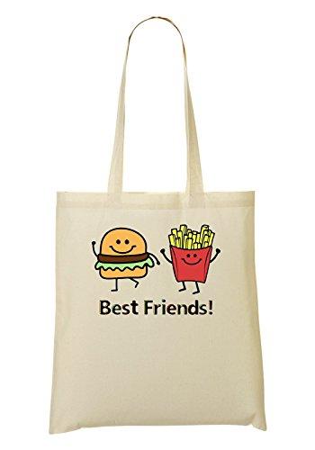 Friends provisions tout à Fourre And Burger Best Sac Sac Fries dn1qzdwB