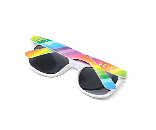 soleil Pride Homme We Show Multicolore de Lunettes unique Multicolore Taille wqF1B
