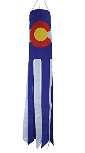 Cheap In the Breeze 5080 Windsock, 40-Inch, Colorado