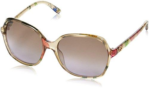 Gucci Sunglasses - 4250 / Frame: Shiny Black Lens: Gray - 2014 Sunglasses Gucci