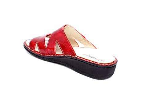 Cinzia Soft Cinzia Donna Pantofola Vernice Soft OzwUqfq