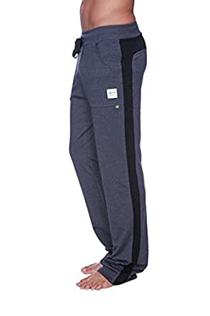 4-rth Men's Eco-Track Pant (XS, Charcoal w/Black)