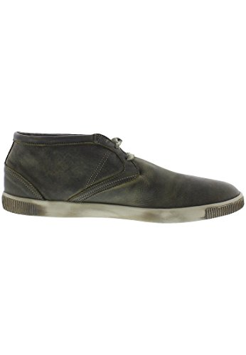 Softinos - Tim Washed, Scarpe stringate Uomo Olivina