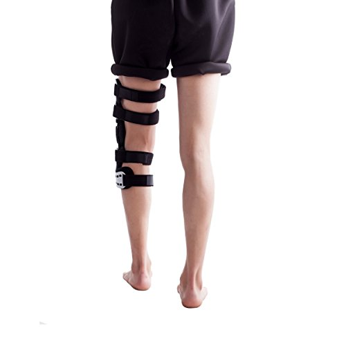 Orthomen OA Unloading Knee Brace for Osteoarthritis – Bone on Bone - Lateral Support - Size: Universal/Left by Orthomen (Image #2)