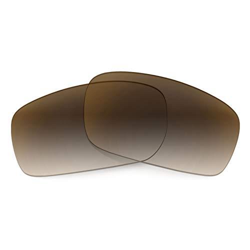 Repuesto Opciones Marrón No Crankshaft Lentes — Para De Múltiples Gradient Polarizados Oakley Aq5Tq4w