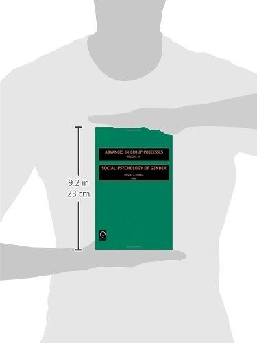 Image of Social Psychology of Gender (Advances in Group Processes)