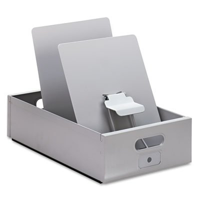 Premier Martin Yale Model - Master Porta-Matic Posting Tray, Gray (MAT11070)