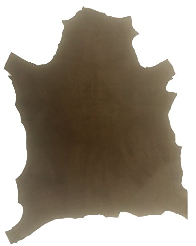reed-leather-hides-whole-suede-skin-7-to-10-sf-various-colors-suede-brown