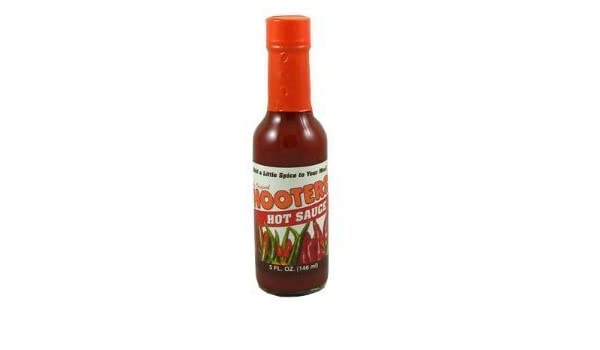 Amazon.com : HOOTERS Hot Sauce with Tabasco Peppers 5 Oz (Pack of 2) : Grocery & Gourmet Food