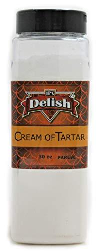 Cream of Tartar by Its Delish, 30 Oz Large Jar by Its Delish (Image #1)