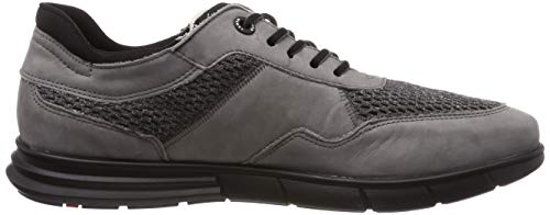 Gris Llloyd Armstrong smoke motion Basses Sneakers Homme 1 X schwarz AYYCdq