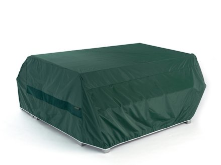 CoverMates  Picnic Table Cover  76W x 62D x 32H  Classic Collection  2 YR Warranty  Year Around Protection - Green