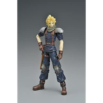 Play Arts :Final Fantasy Crisis Core Cloud Strife: Everything Else