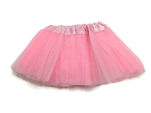 Rush Dance Ballerina Infant/ Little Girls Princess Fairy Costume Recital Tutu (Infant (Newborn - 3 Years), Pink) (Ballerina Halloween Costumes For Toddlers)