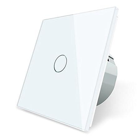 Funk Off Multi-way Switch Light Switch Touch Screen Livolo White ...