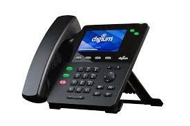 Digium D62 IP Phone 2-Line SIP with HD Voice, Gigabit, 4.3 Inch Color Display, Icon Keys (Gigabit Color Ip Phone)