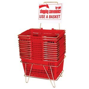 Shopping Basket Set by Firefly Store Solutions ()