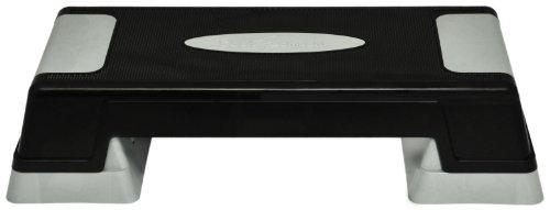 Pro Aerobic Fitness Stepper / 3-fach höhenverstellbar - Maximale Gewichtsbelastung bis zu 200 Kg