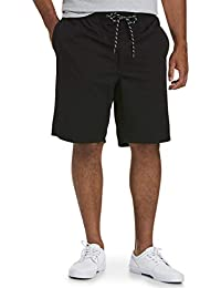 Men's Big & Tall Drawstring Walking Shorts fit by DXL
