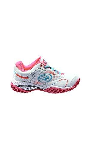 Bullpadel - Beta w 14 color:blanco talla:40: Amazon.es: Zapatos y ...