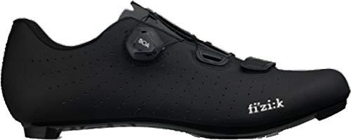 Fizik Tempo R5 Overcurve Cycling Shoe, Black/ - 44, Black/Black