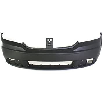 Front Bumper Cover Compatible with 2010-2012 Ford Taurus Primed