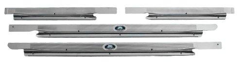 Nova Plates Sill - 62-67 4 DOOR & WAGON Chevy II/Nova SILL PLATE,
