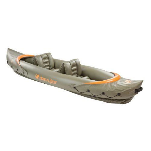 Sevylor 2 Person - Sevylor Tahiti 3-Person Fishing Kayak