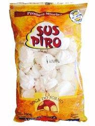 Suspiro Boca do Forno Meringue Cookies 160gr 6 Pack by Boca do Forno