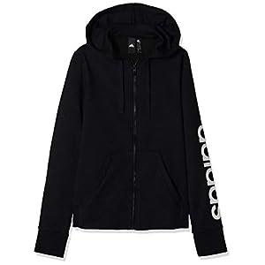 Adidas Essentials Linear Full Zip Hoodie 6