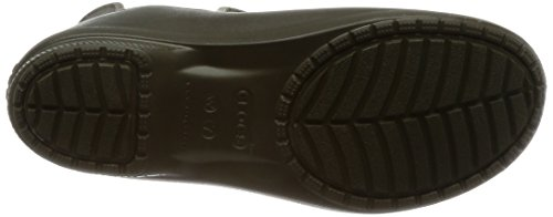 Chelsea Mujer Women Crocs Verde De Para Boot Green dark Freesail Agua Botas Camo AqBB51p8