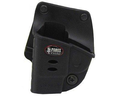Fobus Standard Holster  Left Hand Hand Paddle KT2GLH Ruger LCP Kel-Tec P-3AT .380 2nd gen & .32 2nd ()