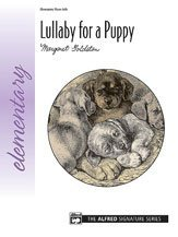 Lullaby for a Puppy Sheet