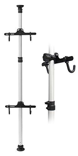 Bicycle Bike Hanger Parking Rack Storage Floor to Ceiling Stand (Floor To Ceiling Bike Rack)