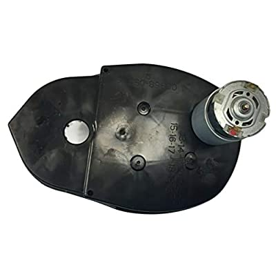 ZAITOE Motor Gearbox 15T Electric Motor with Gear for Power Wheels 00968-2950 Jeep: Toys & Games