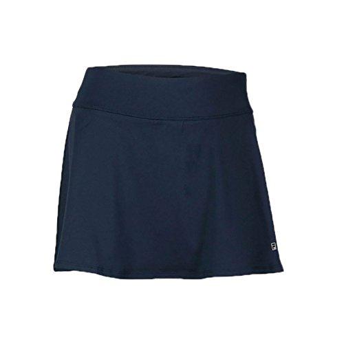 Fila Women's Long Flirty Skort, Navy, XL