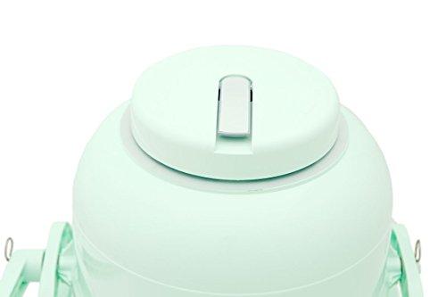 The Laundry Alternative Wonderwash Retro Colors Non Electric Portable  Compact Mini Washing Machine (Mint