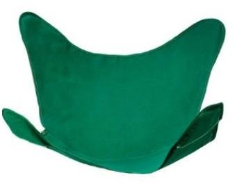 Hunter Green Butterfly Chair Cover